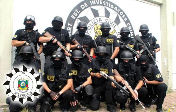 Concurso Polícia Civil Rio Grande do Sul