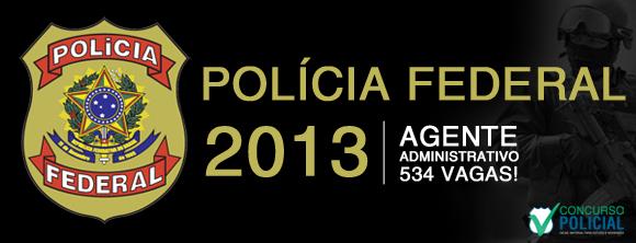 Agente Administrativo Polícia Federal