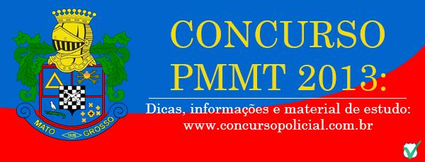Concurso PMMT 2013