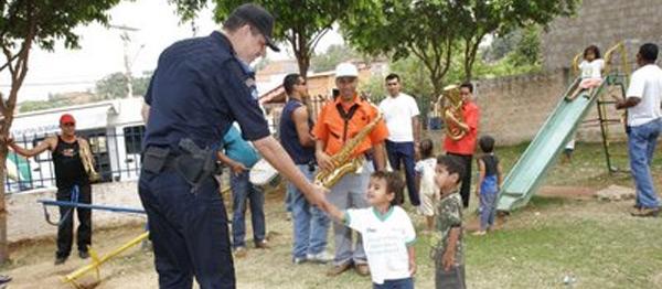 Liderança Policial Comunitária