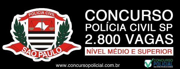 Polícia Civil do Estado de São Paulo 2013