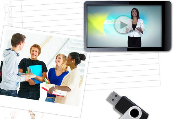 Vídeo aula para o ENEM