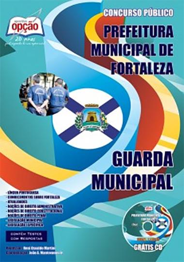 Apostila Guarda Municipal de Fortaleza 2013