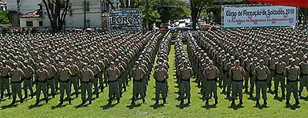 Concurso Soldado PMPE 2009