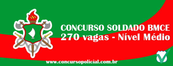 Concurso Bombeiro Ceará 2013