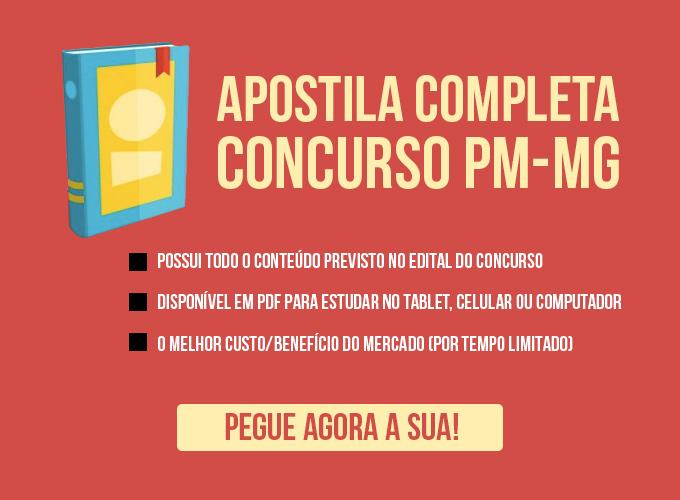 Concurso PMMG 2015