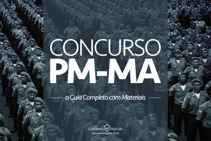 Concurso PM-MA