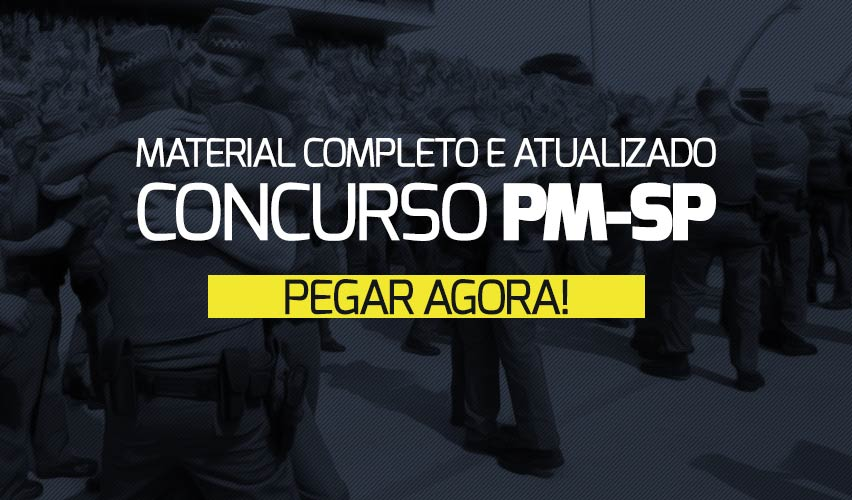 Material Completo - Concurso PM-SP