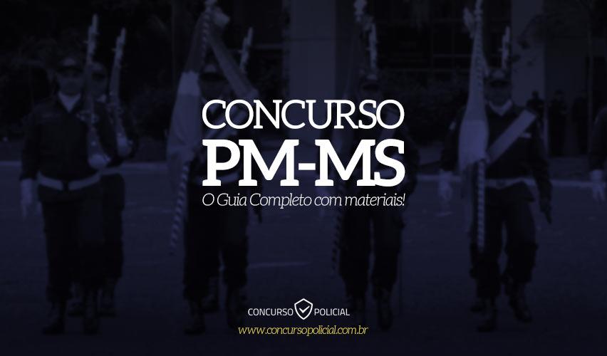 Concurso PM-MS