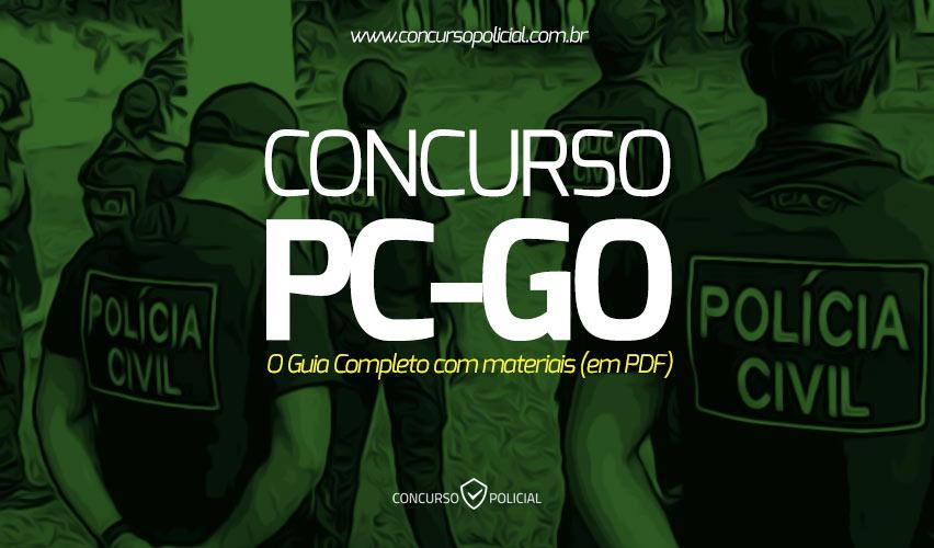 Concurso PC-GO
