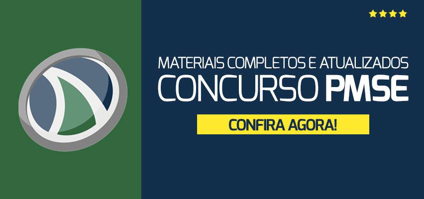 Apostila Concurso PM-SE
