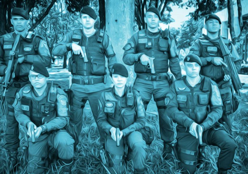 Concurso Soldado PM-DF