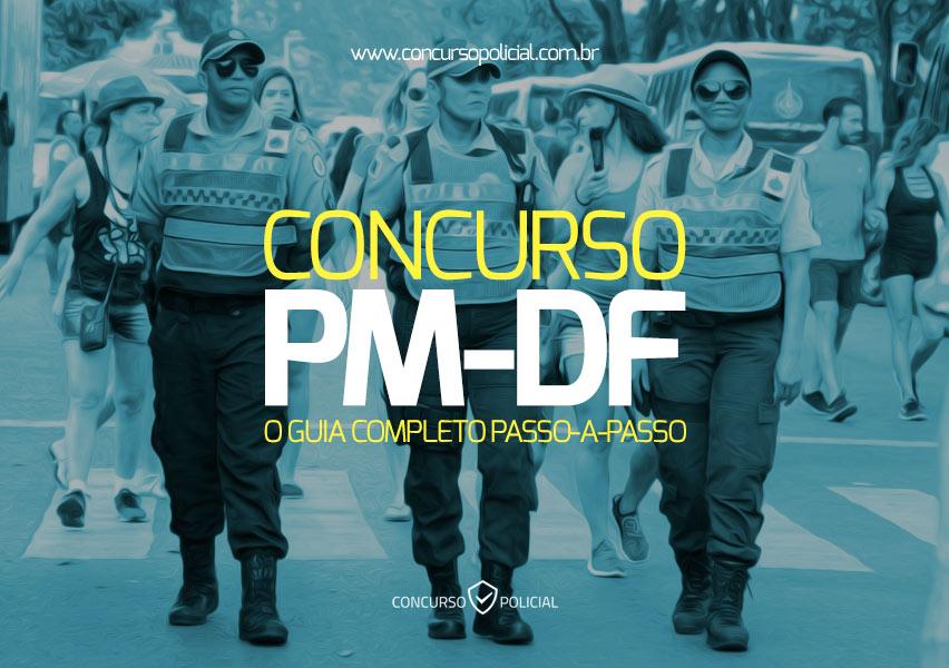 Concurso PM-DF