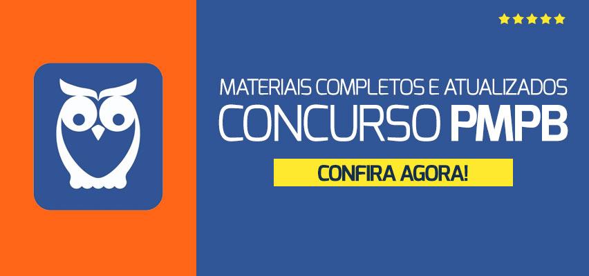 Curso Concurso PM-PB