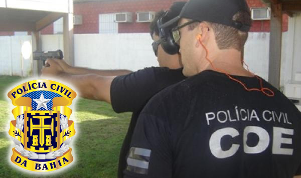 Concurso Polícia Civil da Bahia 2013 - Investigador