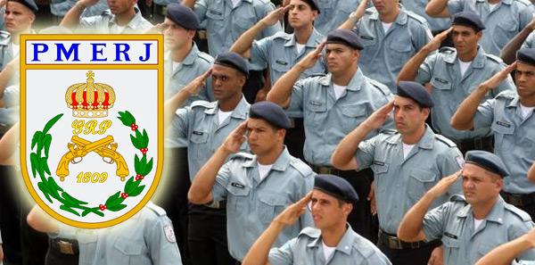 Concurso Soldado PMERJ 2013 - 6 mil vagas