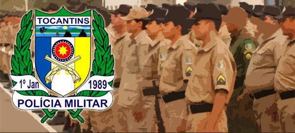 Concurso de soldados PMTO - 300 vagas