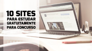 10 sites para estudar para Concurso