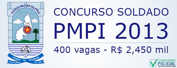 Concurso de soldado da Polícia Militar do Piauí