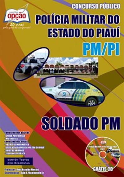 Apostila Concurso Soldado PMPI 2013