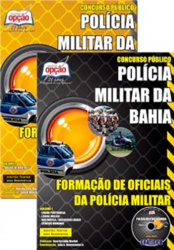 Apostila CFO PMBA 2014