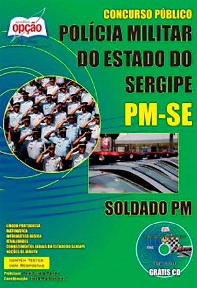 Apostila Soldado Sergipe 2014
