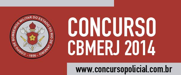 Concurso CBMERJ 2014