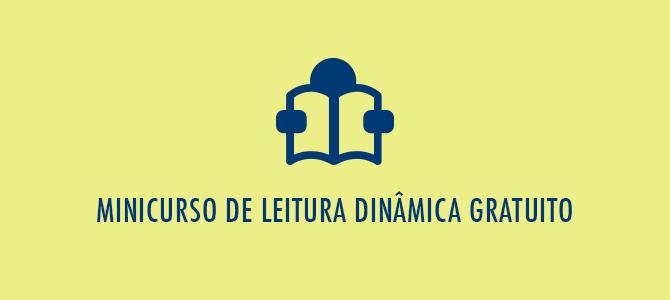 Minicurso Leitura Dinâmica para Concurso