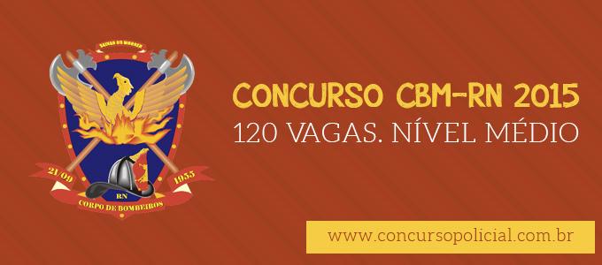 Concurso BM-RN 2015