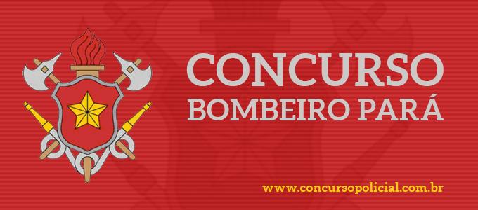 Concurso Bombeiro Pará 2015