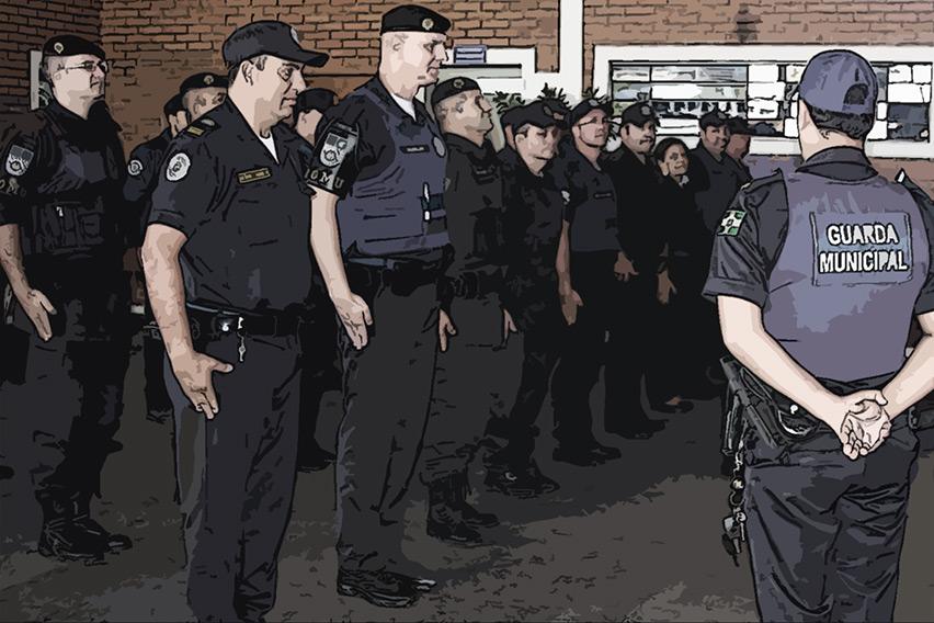 Concurso Guarda Municipal de Paulínia 2015