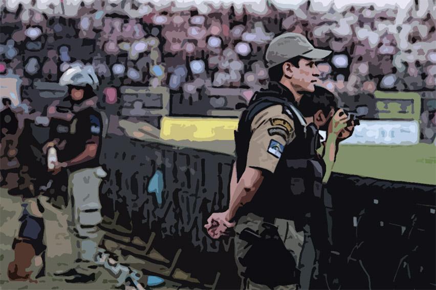 Concurso da Polícia Militar de Pernambuco