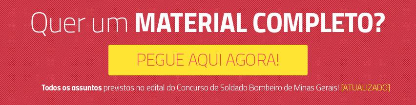 Material Concurso CBMMG 2015