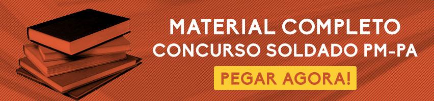 Material Concurso Soldado PMPA 2016