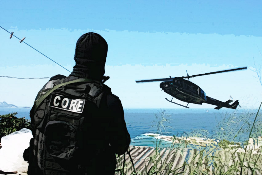 Concurso Polícia Civil RJ