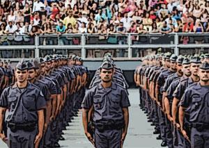 Último dia de inscrição para o Concurso Soldado PM São Paulo