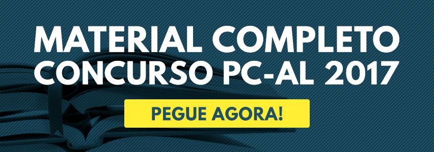 Concurso PC-AL 2017