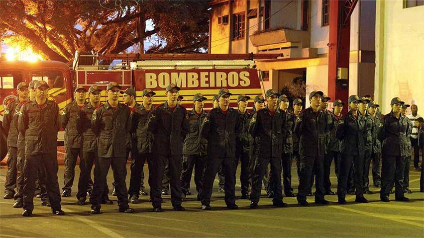 Concurso Bombeiro SC
