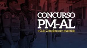 Concurso PM-AL