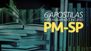 Apostila Concurso PM-SP