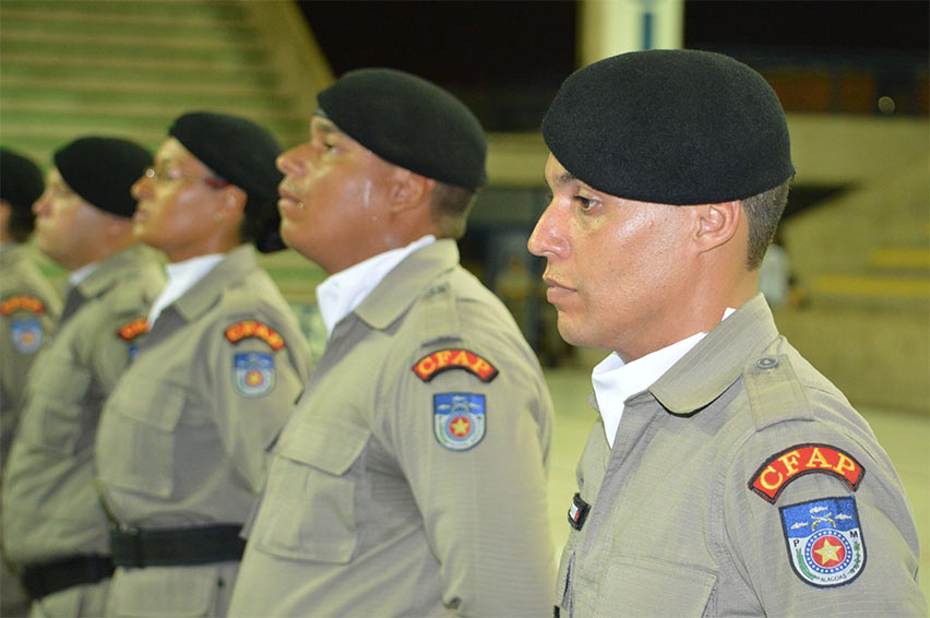 Concurso PM Alagoas