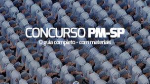 Concurso PM-SP