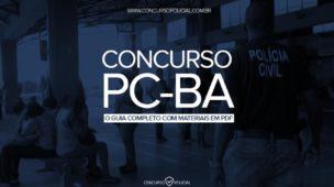Concurso PC-BA