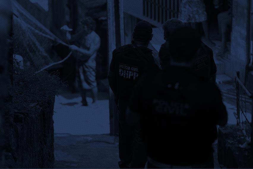 O trabalho da Polícia Civil da Bahia