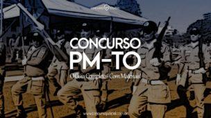 Concurso PM-TO