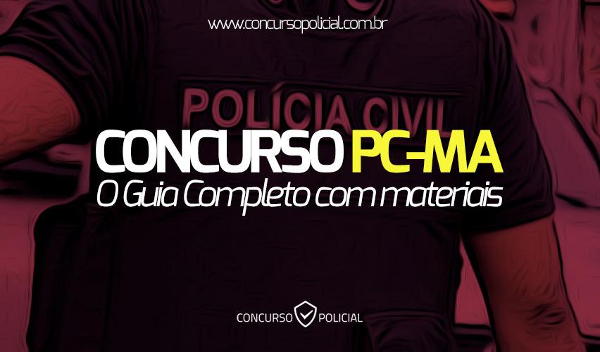 Concurso PC-MA
