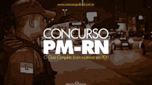 Concurso PM-RN