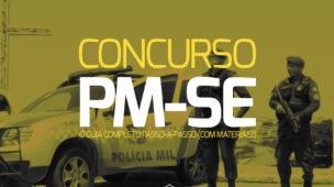 Concurso PM-SE