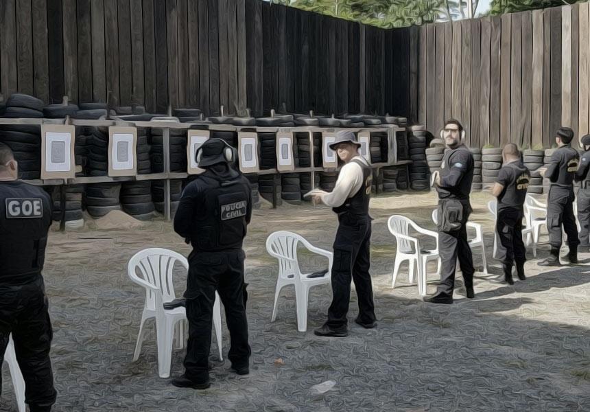 Concurso Polícia Civil - MT