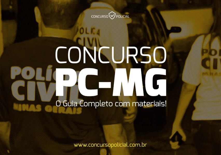 Concurso PC-MG